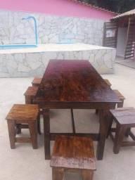 Mesa artezanal