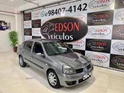 CLIO 2006/2006 1.6 EXPRESSION SEDAN 16V FLEX 4P MANUAL