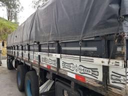 Carroceria de caminhão truck 2011