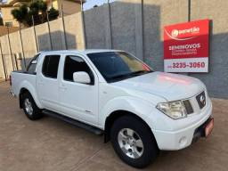 FRONTIER 2012/2013 2.5 XE 4X2 CD TURBO ELETRONIC DIESEL 4P MANUAL