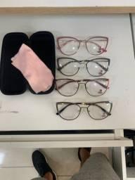 Armação de óculos marca ego