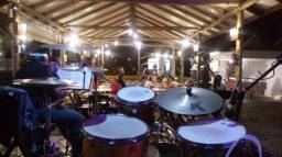 Baterista e percussionista p/ trabalhos musicais