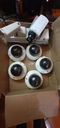 Câmeras axis usadas