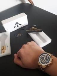 Relógio *original* 100%Qualidade