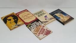 Livros Fernando Gabeira