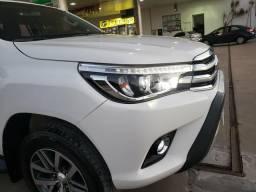 Toyota Hilux srx automática - 2018