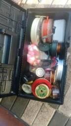 Kit pesca comprar usado  Mongaguá