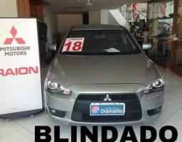 Lancer Hlt 2018 c/25.000km *Blindado* * Rose - Raion Mitsubishi