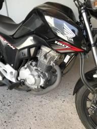 Moto Honda CG fan 160 - 2019