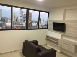 Belíssimo e confortável Flat mobiliado, excelente localização em Olinda!