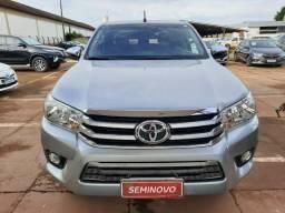 Toyota/hilux srv cd 2.8 4x4 diesel at - 2018