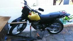 Moto em Imbé Rs - 2004
