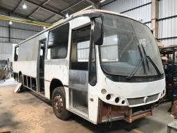 Ônibus neobus Projeto motorhome em andamento