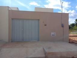 Casa nova no bairro Tiradentes
