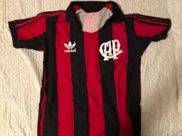 Camisa retrô Athletico Paranaense
