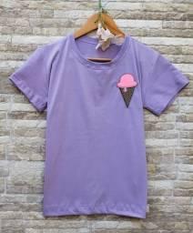Camiseta - T-Shirt - R$ 20.00 / Tamanho M / Entrego