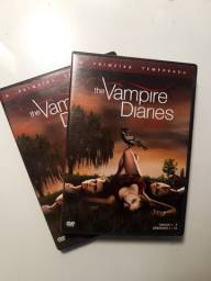 DVD The Vampire Diaries 1 Temporada