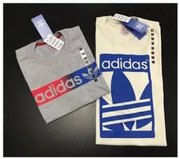 Sacoleiras - 20 Camisetas Malha Premium Fio 30.1 - 100% Algodão Frete Grátis