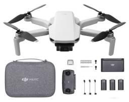 Drone DJI Mavic Mini Combo com Aula de Vôo, FCC, Anatel Garantia 1 Ano, Nota Fiscal