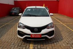 Etios Sedan X Mt 1.5 4p 2020