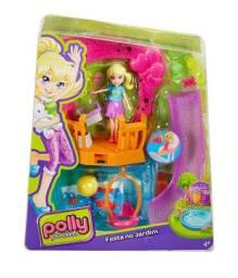 Brinquedo da polly festa no Jardim novo na caixa