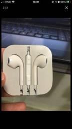 Fone de ouvido paralelo entrada P3