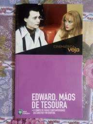 DVD livro Edward mãos de tesoura