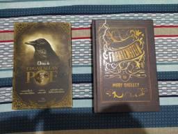Vendo kit de livros de terror