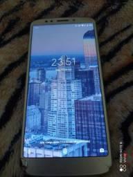 Moto G6 Play (troco por outro celular do meu interesse)