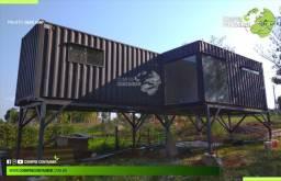 Casa com 45m² - Container DRY