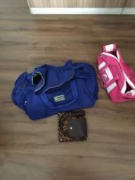 3 bolsas de mão