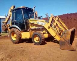 Vendo máquina Case 580N 2014