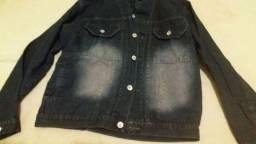 Vendo jaqueta jeans Nova