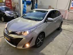Toyota yaris 2019 xls c/teto solar