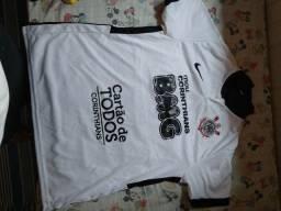 Camisa do Corinthians novinha