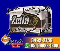 Bateria Zetta com valor imperdíveis.