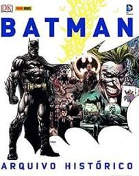 Arquivo histórico do batman