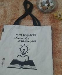 Bolsa para colocar livros 15,00