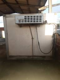 Baú frigorífico