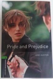 Livro - Pride And Prejudice - Jane Austen