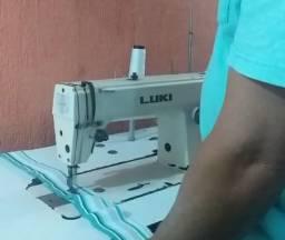 Máquinas costura e pesponto