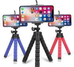 Mini tripe flexível celular