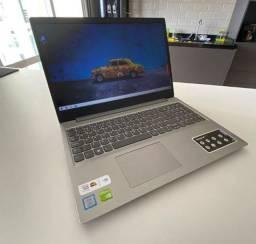 Lenovo Ideapad Ram 4G HD 500 Intel ainda na garantia completo tem nota