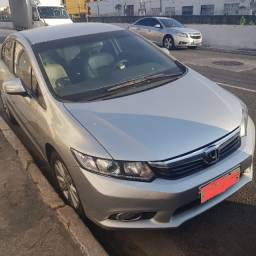 Honda Civic LXR - 2014