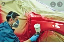 Emprego p pintor automotivo pago bem