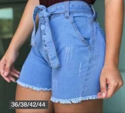 Roupa Short Jeans