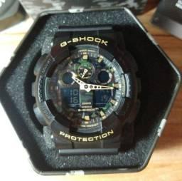 Relógio G-Shock GA-100FC