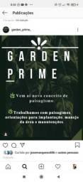 Paisagismo, manutenção e implantação de grama (Garden Prime)