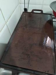Chapa bifeteira de ferro