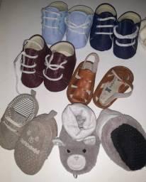 Lote calçados bebê